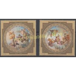 Liechtenstein - 2010 - No 1502/1503 - Peinture