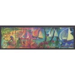 Cocos (Island) - 1999 - Nb 351/355