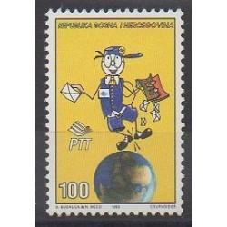 Bosnie-Herzégovine - 1995 - No 164 - Service postal