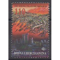 Bosnia and Herzegovina - 1997 - Nb 244 - Various Historics Themes