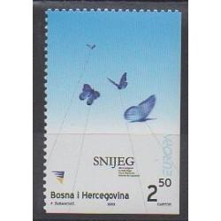 Bosnie-Herzégovine - 2003 - No 397b - Art - Europa
