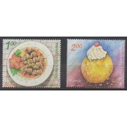Bosnie-Herzégovine - 2008 - No 590/591 - Gastronomie