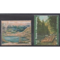 Bosnie-Herzégovine - 2006 - No 508/509 - Tourisme