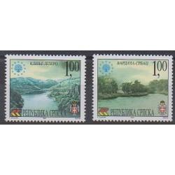 Bosnie-Herzégovine République Serbe - 2001 - No 207/208 - Environnement