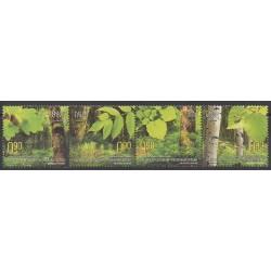 Bosnia and Herzegovina Serbian Republic - 2012 - Nb 531/534 - Trees