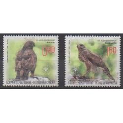Bosnie-Herzégovine République Serbe - 2011 - No 507/508 - Oiseaux