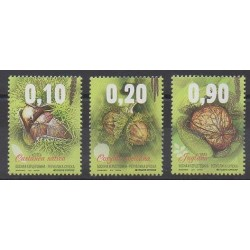Bosnia and Herzegovina Serbian Republic - 2015 - Nb 610/612 - Fruits or vegetables