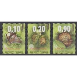 Bosnie-Herzégovine République Serbe - 2015 - No 610/612 - Fruits ou légumes