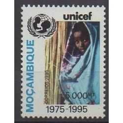 Mozambique - 1995 - No 1310 - Santé ou Croix-Rouge