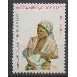 Mozambique - 1998 - No 1370F - Enfance