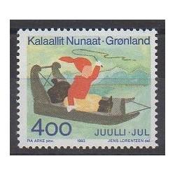 Groenland - 1993 - No 230 - Noël