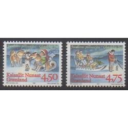 Groenland - 1997 - No 292/293 - Noël