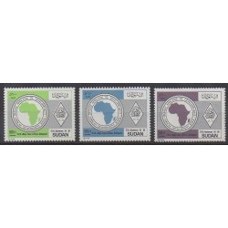 Soudan - 1989 - No 371/373