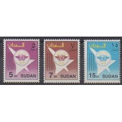 Sudan - 1995 - Nb 436/438