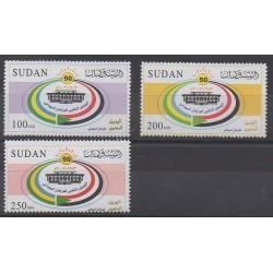 Soudan - 2004 - No 532/534