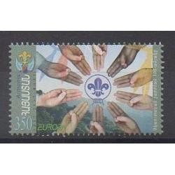 Arménie - 2007 - No 549 - Scoutisme - Europa