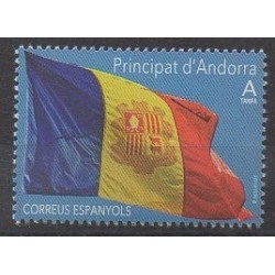 Spanish Andorra - 2019 - Nb 465 - Flags