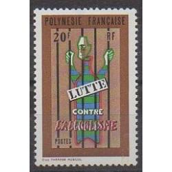 Polynésie - 1972 - No 92 - Santé ou Croix-Rouge