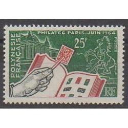 Polynesia - 1964 - Nb 26 - Philately