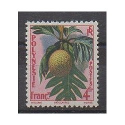 Polynesia - 1958 - Nb 13 - Fruits or vegetables