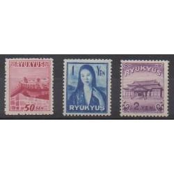 Ryu-Kyu - 1950 - Nb 8/10