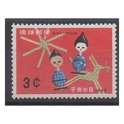 Ryu-Kyu - 1962 - Nb 92 - Childhood