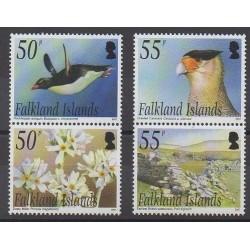 Falkland - 2007 - Nb 985/988 - Animals
