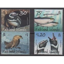 Falkland - 2015 - No 1205/1208 - Animaux