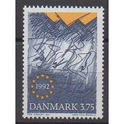 Denmark - 1992 - Nb 1041