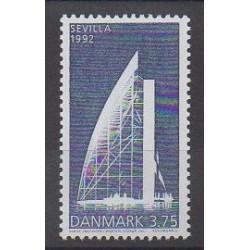 Denmark - 1992 - Nb 1040 - Exhibition