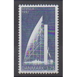Danemark - 1992 - No 1040 - Exposition