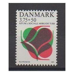 Denmark - 1993 - Nb 1064