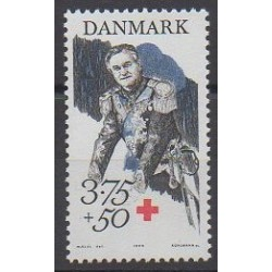 Denmark - 1994 - Nb 1082 - Health