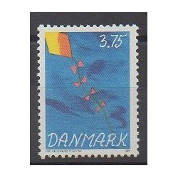 Denmark - 1994 - Nb 1087 - Children's drawings