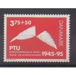 Denmark - 1995 - Nb 1110 - Health