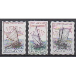 Danemark - 1996 - No 1130/1132 - Navigation