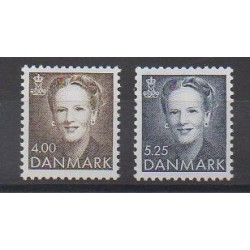 Danemark - 1996 - No 1133/1134