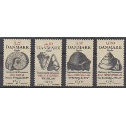 Denmark - 1998 - Nb 1198/1201