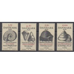 Danemark - 1998 - No 1198/1201