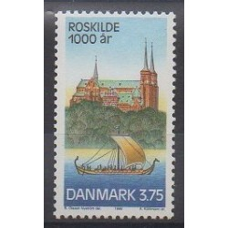 Danemark - 1998 - No 1178 - Sites
