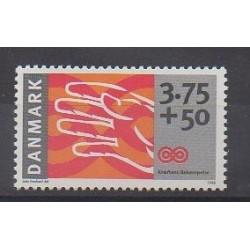 Danemark - 1998 - No 1197 - Santé ou Croix-Rouge