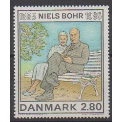 Denmark - 1985 - Nb 851 - Science