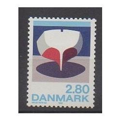 Denmark - 1985 - Nb 854 - Paintings
