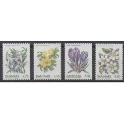 Denmark - 2006 - Nb 1426/1429 - Flowers