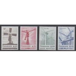 Denmark - 2007 - Nb 1457/1460 - Environment