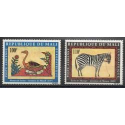 Mali - 1978- No PA 334/ PA 335 - Art
