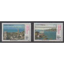 Turquie - 1990 - No 2632/2633 - Tourisme