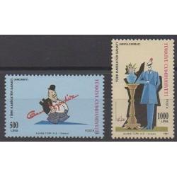 Turquie - 1991 - No 2677/2678