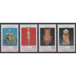Turquie - 1992 - No 2690/2693 - Art