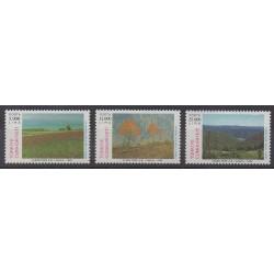 Turquie - 1995 - No 2797/2799 - Environnement